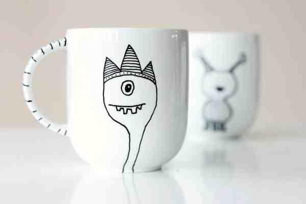 Comment faire un transfert sur un mug ?