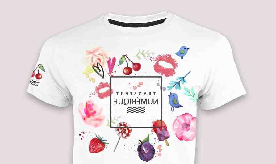 Comment faire une impression sur un tee shirt ?