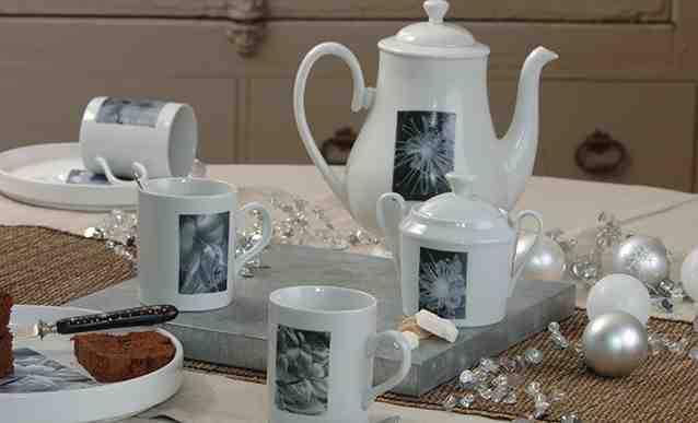Comment transférer une photo sur une tasse ?