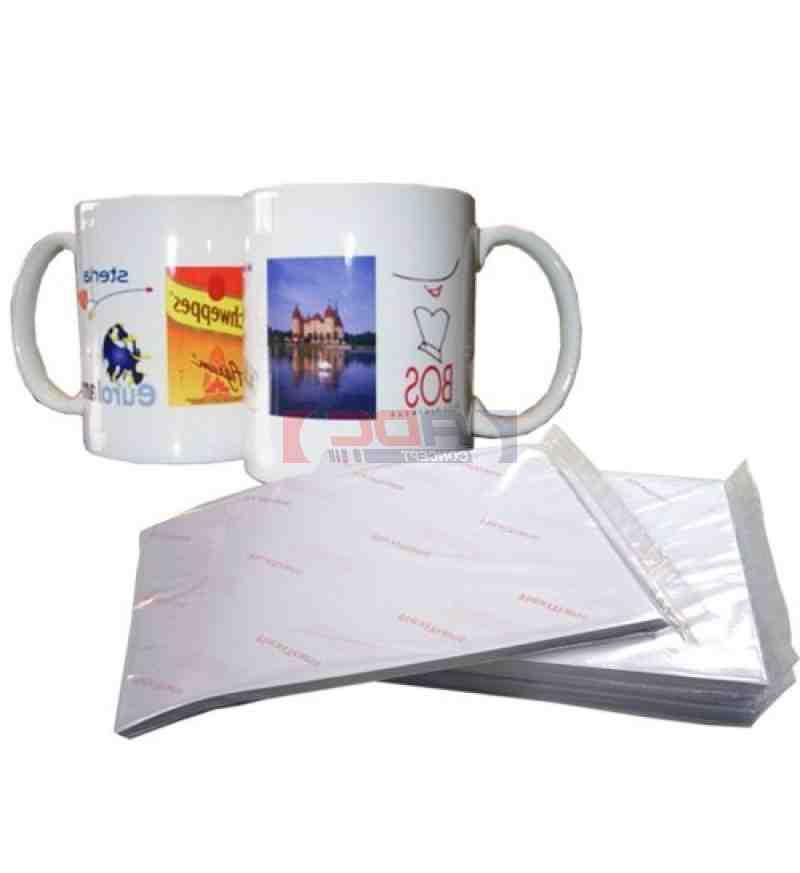 Quel papier pour transfert sur mug ?