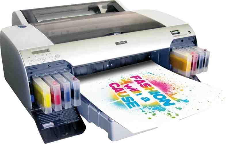Quelle imprimante pour la sublimation ?